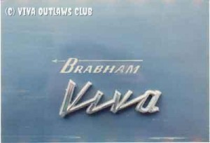 Edd's Brabham wing badge
