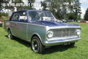 Other Vivas 39 - Jo's Ford powered HA