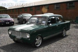 Other Vivas 40 - Green Ford motored HA