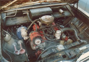 Ford V6 power