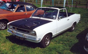Roofless Viva GT