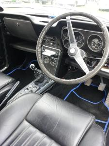 Alan's GT 2 - Dash and console
